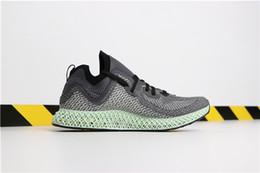 91829aeca 2018 Wholesale New Futurecraft Alphaedge 4D Asw Y-3 Runner Y3 Running Shoes  Mens Sport Sneakers Outdoor Jogging Shoe