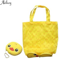 Zipper Bags Australia - Aelicy Women's Character Cute Shopping Bag Fashion Zipper Nylon Cartoon Shoulder Bag Hot Sales Large Bolsa Feminina New Unisex