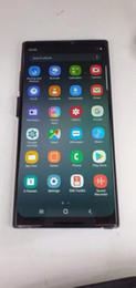 $enCountryForm.capitalKeyWord Australia - New Goophone Note10+ Note10Plus 6.8Inch Mobile Phone 1G Ram 16G Rom 8G Rom 4G Rom Cell Phone 800W Rear 500W Front Camera Phone Screen
