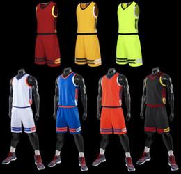 $enCountryForm.capitalKeyWord NZ - New basketball uniform, summer sports and leisure ball suit, DIY custom adult ball suit, high quality and high elasticity jersey