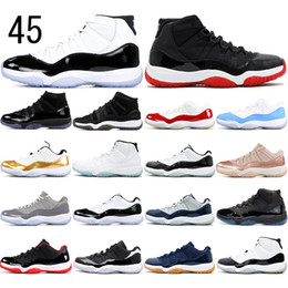 RetRo 11s black Red online shopping - with free socksAir Jordan Retro bred basketball shoes concord s cap and gown Dream sports sneakers size