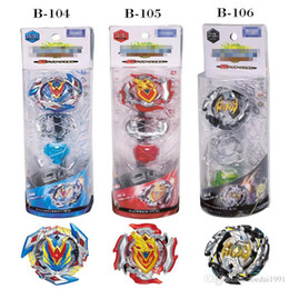 $enCountryForm.capitalKeyWord Australia - 4D Beyblade Burst Original Box Battle Spinning Tops Set Beyblades Kids Spinner Attack Burst Toys for Boys Christmas Birthday Gifts