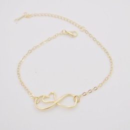 $enCountryForm.capitalKeyWord NZ - SanLan Infinite heart bracelet Friendship gift