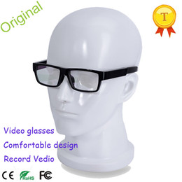 remote control vehicle video camera Australia - Hot Sale High Quality 1080P Digital 32GB Smart Glasses Comfortable Design Video Record Glasses Wearable Camera Release Hands