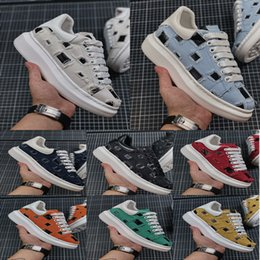 SneakerS online online shopping - Online Baskets alexander Mcqueens Woman Mens Trainers Shoes Designer Luxury White Black Shoes Girl Women Men Dress Sneakers