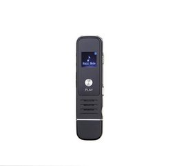 $enCountryForm.capitalKeyWord Australia - Mini Digital Voice Recorder Professional Pen USB Flash Driver Dictaphone MP3 Player Grabadora Portable Sound Audio Recorder