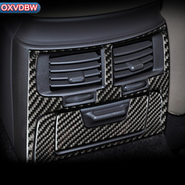 $enCountryForm.capitalKeyWord Australia - For LEXUS IS250C 300 350C Accessories Interior Carbon Fiber Rear Air Condition Vent Cover Trim Air Outlet Car Styling Stickers 2006-2012