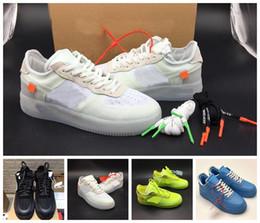 Venta al por mayor de Hombres Universidad de aire bajo MCA Azul Blancas de Chicago voltios de diseño de los zapatos corrientes AO4606-100 hombre formadores tamaño de las zapatillas de deporte Deportes 36 ~ 45