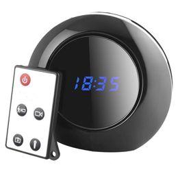 $enCountryForm.capitalKeyWord NZ - HD 1280*960P 30fps Alarm clock mini camera Remote control Desk Clock Camera Digital Video Cameras home Security Camcorder support TF card