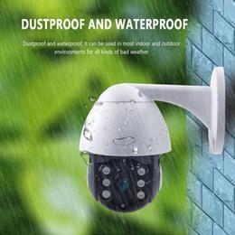 Großhandel 1080P 3MP Wifi IP-Kamera Auto Tracking IR-Nachtsicht Home Security Camera Innenmini Audio-Baby-Monitor CCTV-Kamera IP Außen