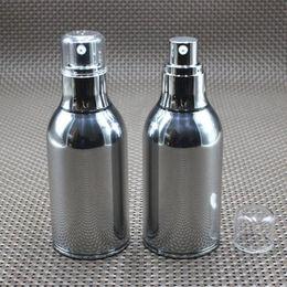 $enCountryForm.capitalKeyWord Australia - 50ml UV airless bottle Rotation vacuum pump bottle lotion bottle used for Cosmetic Containe lotion pump jars