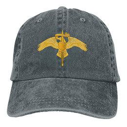 8f61cb8bd Cap Hat Raiders NZ - 2019 New Cheap Baseball Caps USMC Marine Raider Badge  Mens Cotton