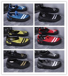 $enCountryForm.capitalKeyWord Australia - 2019 Hot Sale Outdoor Stream Tracking Shoes Air-permeable Speed-drying Shoes In Spring Summer Skid-Proof Waterfront Mountaineering Shoes