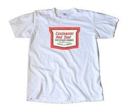 $enCountryForm.capitalKeyWord Australia - Vintage Continental Red Seal Engines Decal T-Shirt Style Round Style tshirt Tees Custom Jersey t shirt hoodie hip hop t-shirt