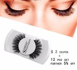 $enCountryForm.capitalKeyWord Australia - 1 Pair 3d Lashes Natural Long 3d False Eyelashes Hand Made Eyelashes 1cm-1.5cm Makeup False Lashes