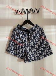 Dior shorts Şık yaz süper serin, pürüzsüz ve aşınma şort xshfbcl rahat kumaş etek pantolon güzel ipli tasarımı iyi
