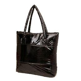 $enCountryForm.capitalKeyWord Australia - Cheap xiniu Women's Bag Space Sponge Shoulder Handbags Portable Lady Cotton-padded Bags Hasp bag Clutch handbag Leatherette