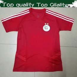 $enCountryForm.capitalKeyWord Australia - New Arrive 2 Stars Algeria Soccer Training Shirt 2020 Algerie Red Casual Wear 2019 Algeria Red Training Uniforms Drop Shipping