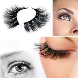 $enCountryForm.capitalKeyWord Australia - Best OutTop Individual False Eyelashes Women 1PC Thick False Fake Eyelashes Eye Lashes Makeup Extension Mixing Length May23