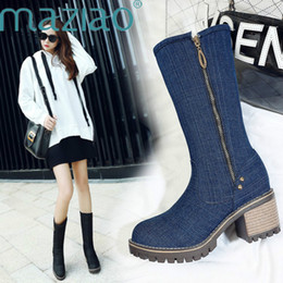 30ebb385c90 Discount Women Jeans Shoes | Shoes Denim Jeans Women 2019 on Sale at ...