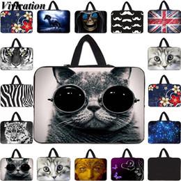 $enCountryForm.capitalKeyWord Australia - Neoprene Carry Handbag 14 Laptop Pouch For Teclast X98 Plus II Chuwi Hi10 Soft Tablet Case 9.7 10.1 13 12 15 10 17 Notebook Bags