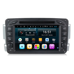 mercedes gps radio UK - Android 7inch 8-core for Mercedes Benz GL CK W209 C209 1998-2004 Car Radio Tuner WIFI Bluetooth GPS Navigation Wifi Head Unit