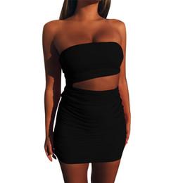 $enCountryForm.capitalKeyWord UK - Fashion Ladies Summer Sexy Off Shoulder Tops Short Skirt Suit Pencil Slim Set top female streetwear womens clothing