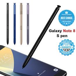 OEM Samsung Stylus S Pen для Galaxy Note 5 Примечание 8 Примечание 9 Замена сенсорной ручки Бесплатная доставка Нет Bluetooth с логотипом на Распродаже
