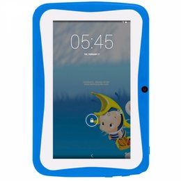 $enCountryForm.capitalKeyWord NZ - Kids Tablet 7 Inch Quad Core Android 4.4 Tablets Pc For Kids Best gifts for Children Student BabyPad Bluetooth WiFi Tablet 7