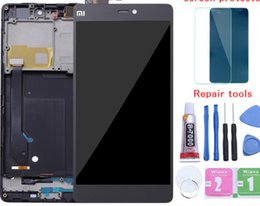 $enCountryForm.capitalKeyWord UK - 2018 LCD Display+Touch Screen New Digitizer Glass Panel Assembly Screen For Mi 4C With Frame