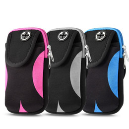 fabric phone cases 2019 - Running Arm Band Outdoor Sports Case For Samsung Galaxy S9 S8 S7 A5 J3 J5 2016 2017 Case Running Riding Sport Phone Pouc