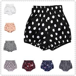 $enCountryForm.capitalKeyWord NZ - Casual Children Shorts Hot Pants Summer Baby Girls Knickers Newborn Clothes Diaper Bloomers Infant Panties Minipants