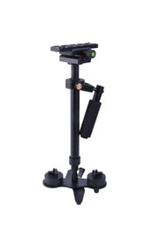 $enCountryForm.capitalKeyWord UK - Freeshipping High Quality 40CM Light and Portable Handheld Steadicam Stabilizer For Canon Nikon Camera Camcorder Video DV DSLR DSL-08