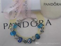 925 D Ring NZ - HOT SALE 2018 925 Pandora High Grad Jewelry Women Bracelets have original boxes free shipping
