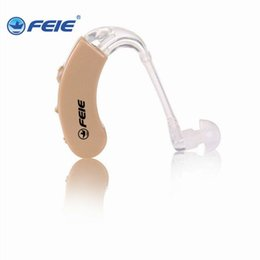 Whole price China Medico Supplies High Power Hearing Aids for Elderly Compact Design for Near Invisible S-9C from spy listen device manufacturers