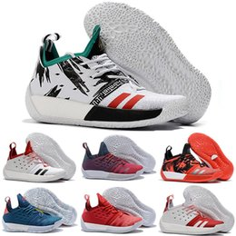 Glitter Store Australia - 2019 Top Quality harden 2 MVP Basketball shoes store hot sales free shipping Harden shoes wholesale US7-US11.5
