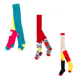 $enCountryForm.capitalKeyWord UK - 3 Pack Baby Stockings Cotton Baby Girl Tights Stylish Christmas Stockings Toddler Tights 2018 Brand Warm Pantyhose Girl Clothes J190523