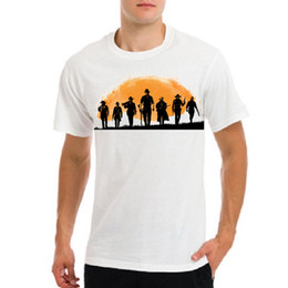988eaa8f Gamer shirts online shopping - Red Dead Redemption II pc game gamer t shirt  Funny Unisex