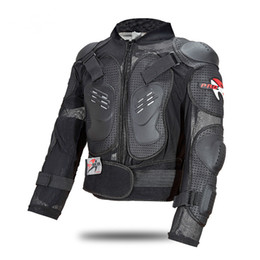 jacket full body armor 2020 - ProBiker Motorcycle Off Road Jacket Armor Armour Jacket Full Body Armor Motorcross Scooter Protector Gear Jackets discou