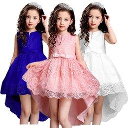 $enCountryForm.capitalKeyWord Australia - Children's Christmas Dresses For Girls Wedding Party Baby Girl Kids Prom Gown Dress Flower Tutu Girl Clothing Q190522