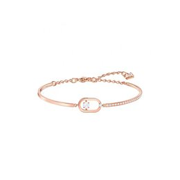China Crystals form Swarovski S925 Silver NORTH moving lustrous chic Rose Gold Bracelet Campus wind New model in June Selection for elegant lady suppliers