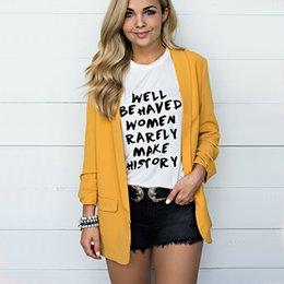 $enCountryForm.capitalKeyWord Australia - Spring Summer Women Coat Women Spring Summer Casual Long Sleeve Slim Coat Solid Open Front Cardigan Casual Jacket Coats #703