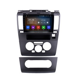 Dvd Gps Hd Android Australia - Android 9.0 9 Inch HD Touchscreen Car Multimedia Player for 2005-2010 Nissan TIIDA with Bluetooth GPS Navi support car dvd Rearview Camera