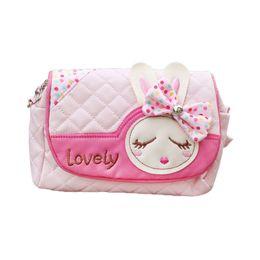 476d33a19b54 Cheap Fashion Children Messenger Bag Rabbit Bowknot Kids Girls Princess  Sweet Handbag Leather Shoulder Bags Lovely Bag Mujer Bolsas Carteras