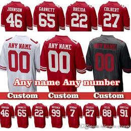 78f7174be0b 10 Jimmy Garoppolo Men jersey custom San Francisco 8 Steve Young49er jerseys  42 Ronnie Lott 18 Joe Staley 74 Dante Pettis
