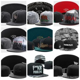 Biggie Hats Australia - Cayler & Sons Baseball snapback caps outdoors adjustable berlin DUBAI Biggie fuck being polite fuck problems 99 gorras bones men women hats