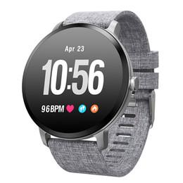 Smart Andriod Phone Watches Australia - V11 Smart Watch Men Waterproof Smart Band Women Blood Pressure Heart Rate Stopwatch Sport smartwatch Andriod Clock for phone ios