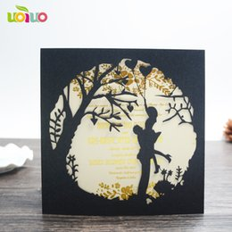 $enCountryForm.capitalKeyWord UK - Cheap price china wedding invitation card laser cut bride groon wedding engagement with printing rsvp card