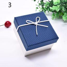 $enCountryForm.capitalKeyWord Australia - Gift Watch Bracelet Box Packaging Jewelry Durable Bangle Bowknot Storage Case BMF88