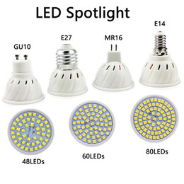 $enCountryForm.capitalKeyWord Australia - LED Bulb Spotlight E27 E14 MR16 GU10 Base 120° Beam Angle Light Bulb 48 60 80LEDs for Accent Light Track Light Kitchen Home